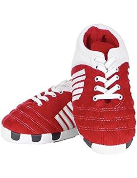 Footies - Zapatillas altas Unisex, para niños