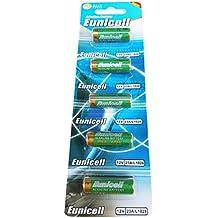 Eunicell MN21/23A/V23GA/L1028 - Pilas alcalinas (23 A, 12 V, 5 unidades)