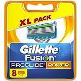 Gillette Fusion ProGlide Power Rasierklingen (Für Männer) 8Stück