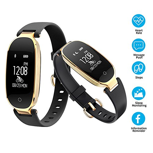 Smart Armband Sport Bluetooth-Uhr Herzfrequenz Fitness Tracker Activity Sleep Monitor Wasserdicht IP67 Smart Watch Armband für iOS Android Handy Samsung iPhone