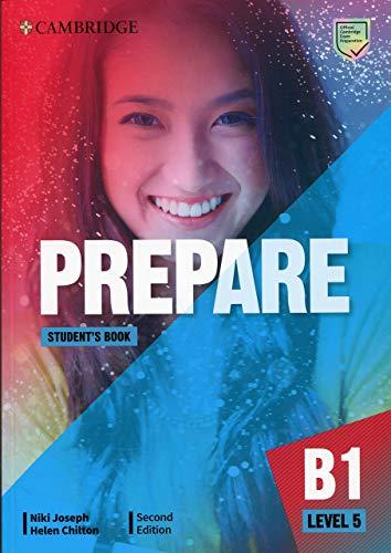 Prepare Level 5 Student's Book 2nd Edition Cambridge