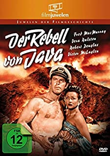 Der Rebell von Java (Krakatoa) - Knallbuntes Hollywood-Kino über den Ausbruch des Krakatau (Fair Wind to Java) - Filmjuwelen