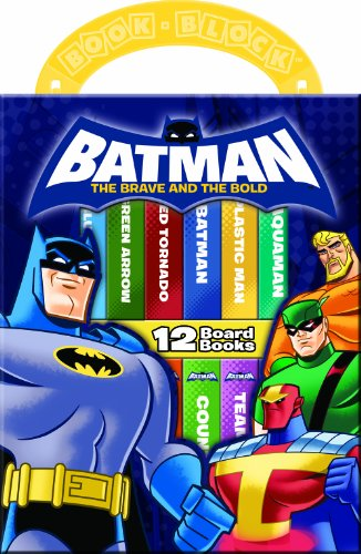 12-Book Batman Library