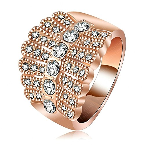 Aooaz-Free-Engraving-Womens-Ring-Rose-Gold-Silver-Plated-Ring-Size-Wedding-Ring-Jewelry