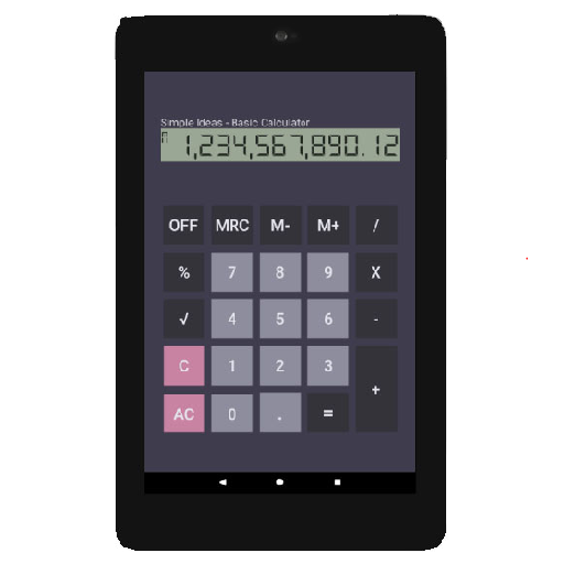 Calculator Basic (Basic Calculator)