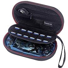Smatree P100L Estuche de Transporte para PS Vita 1000, PSV 2000 con Funda(Consola, accesorios y funda no incluidos)