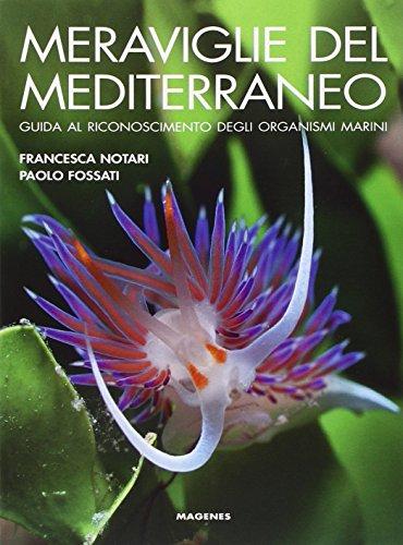 Meraviglie del Mediterraneo. Guida al riconoscimento degli organismi marini. Ediz. illustrata