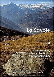 Carte archéologique de la Gaule. La Savoie