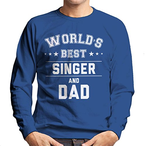 nd Dad Men's Sweatshirt (Programme De Karaoke)