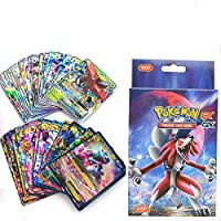100 بطاقة من بطاقات بوكيمون اي اكس جي اكس ميغا ترينر اينرجي