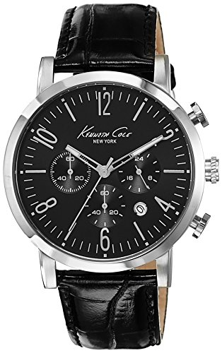 Mens Kenneth Cole Chronograph Watch KC10020826 (Certified Refurbished)