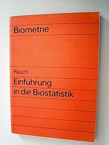 Biometrie: Einführung in die Biostatistik