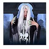 Bluestercool 69 cm Perruque terroriste pour Fête d'Halloween et Cosplay