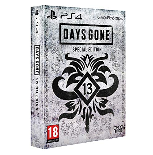 Days Gone - Edición Especial