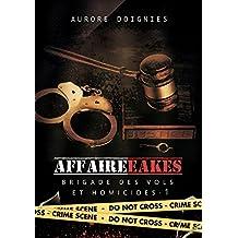 L'affaire Eakes: Brigade des vols et homicides #1