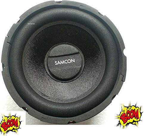 NextGeek 8inch 320 Watt Digital Sound Full Bass woofer Black