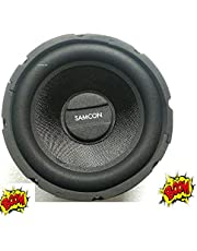 NextGeek 8inch 320 Watt Digital Sound Full Bass woofer Black
