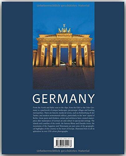 Horizont Deutschland – Englische Ausführung