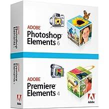 Adobe Photoshop Elements 6 & Adobe Premiere Elements 4 deutsch WIN