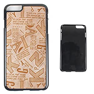 DooDa - For iPhone 6 / 6S Snap-on Hard PU Leather & TPU Plastic Shoulders Case Cover, Fancy Fashion Designer With Full Protection Of Pouch