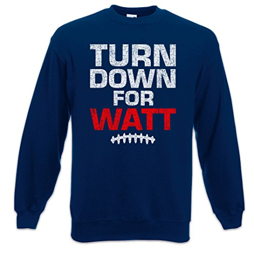 Urban Backwoods Turn Down for Watt Sweatshirt Pullover Größen S – 3XL