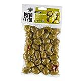 Terra Creta - marinierte grüne Oliven (vakuum) 225g