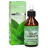 Olio essenziale alla Menta Face Complex - 100ml 6m - 100% vegetale