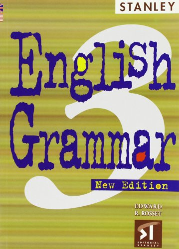Englis grammar 3 por Edward R. Rosset