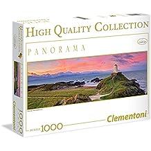 Clementoni 39342 - Puzzle Panorama, Mark Gray, 1000 Pezzi, Multicolore