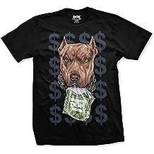 DGK Men's Come Get It SS T Shirt Black