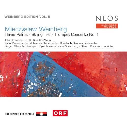 String Trio, Op. 48: III. Moderato assai