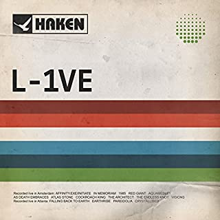 L-1VE (2CD+2DVD Digipak)
