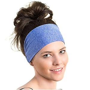 Red Dust Active Sport-Stirnband – Feuchtigkeitsableitend & Atmungsaktiv – Das ideale Schweißband zum Joggen, Radfahren, Yoga und mehr – für Damen und Herren