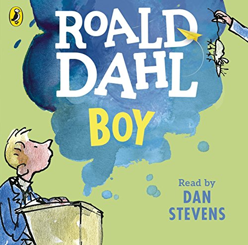Boy: Tales of Childhood (Dahl Audio)
