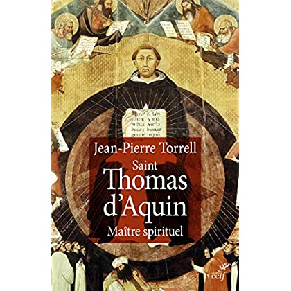 Saint Thomas d'Aquin, maître spirituel (NED) (VESTIGIA)