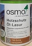 Osmo-Color Holzschutz-ÖL-Lasur 0,750 L
