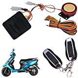 Vheelocityin Bike / Motorcycle/ Scooter Remote Start AlarmFor Tvs Scooty Zest 110