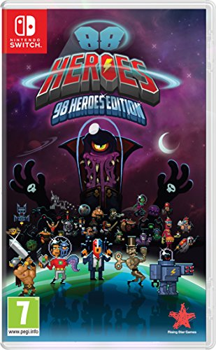 88 Heores 98 Heroes Edition Switch