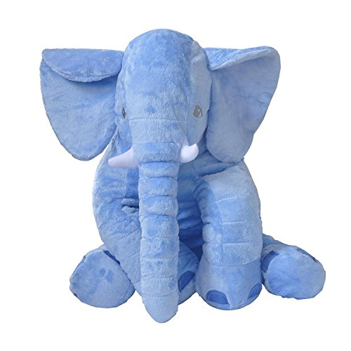Elephant Pillow(Baby Toys)/Baby Pillow/Elephant Stuffed Plush Pillow Sleeping Cushion Pillow Kids Comfort Toy