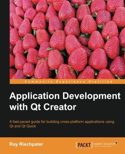 Application Development with Qt Creator (English Edition)