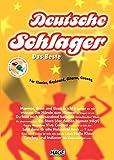Deutsche Schlager - Das Beste + 2 Playback-CDs: Die 30 besten und beliebtesten deutschen Schlager