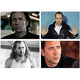 Set 4 Tovagliette Nicolas Cage