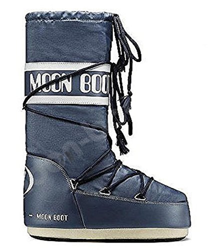 Tecnica Moon Boot Nylon - Schneeschuhe , Color:denim (064);Größe:39/41 (=39/40/41)
