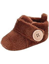 zapatos bebe invierno, Amlaiworld Botines bebé recién nacidos Niña Niño botas Zapatos calientes 3-18 Mes