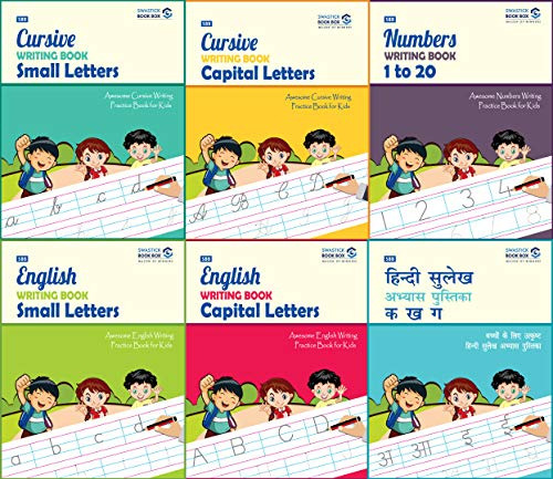 SBB - Writing Practice Books [Set of 6]