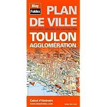 Plan de Toulon et de son Agglomération