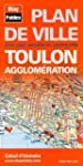 Plan de Toulon et de son Agglom�ration