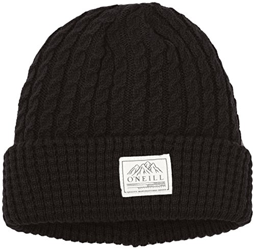 O' Neill Bm Direction Beanie Berretto, Uomo, BM DIRECTION BEANIE, nero, 0