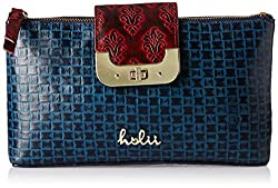 Holii Womens Clutch (Blue)