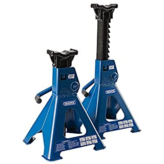 Draper 30881 3 Tonne Axle Stands, 2er pack